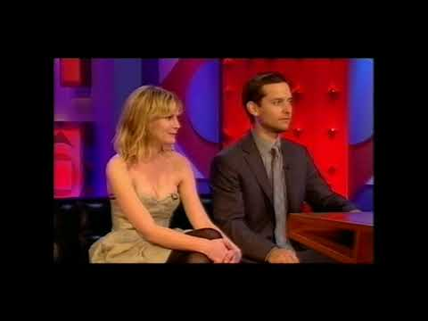 Kirsten Dunst and Toby Maguire interview 2007