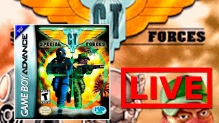 CT Special Forces (GBA) - Livestream
