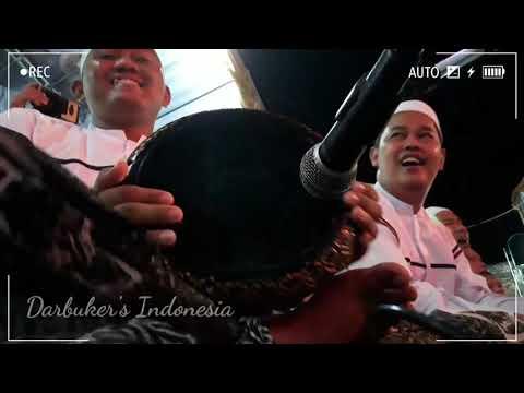 Bikin Merinding || Yahabibal Qolbin Versi Darbuka hasan Az zahir