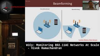 #HITBHaxpo D1 - WiCy: Monitoring 802.11AC Networks At Scale - Vivek Ramachandran
