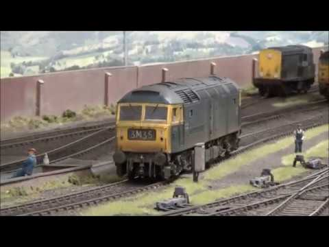 Rail Ex Taunton 2018 - part 1 - Sunday 28th October