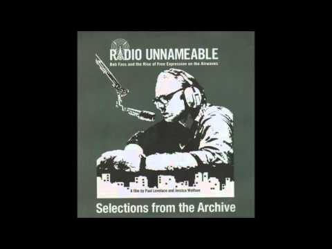 RADIO UNNAMEABLE BARRY KORNFELD 1963 DYLAN OPINION