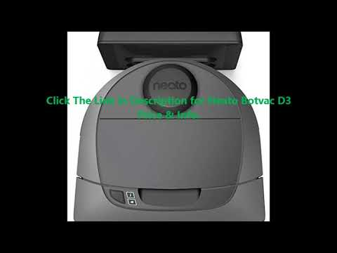 For Finding Neato Botvac D3 Reviews By minba