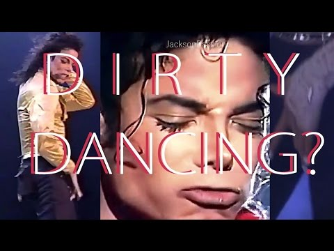 """""""I Don't Do Dirty Dancing!"""" Said Michael Jackson..../ [ Michael Jackson Sexy Moments]"""
