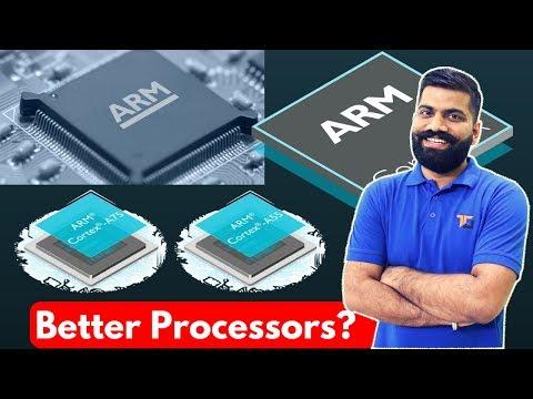 ARM Cortex A-75, A-55, Mali G-72 GPU, DynamIQ Explained