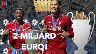 Champions League of Niet: Verschil Tussen Kaviaar & Droog Brood