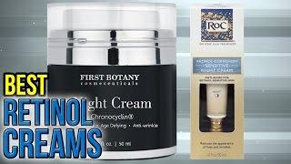 8 Best Retinol Creams 2017