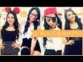 ♥ 4 Last Minute DIY Halloween: Nerd, Pirate, Minnie Mouse & Kitty Cat ♥