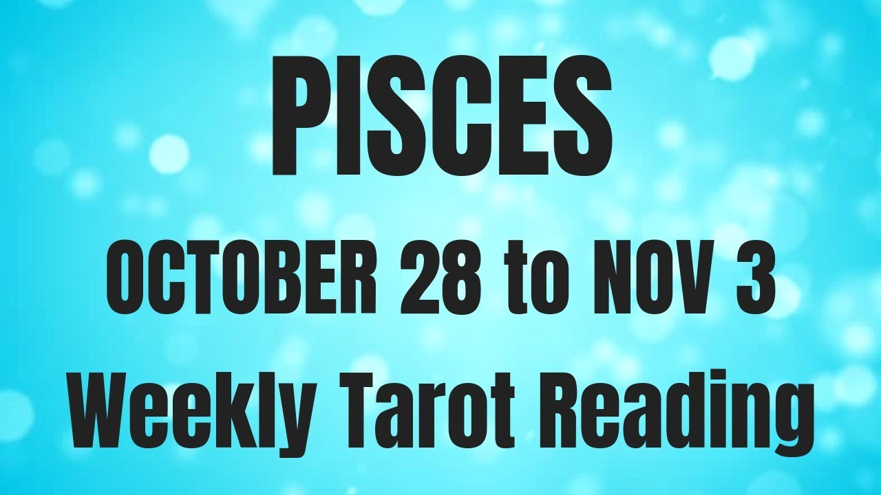 tarot card reading november 3 2019
