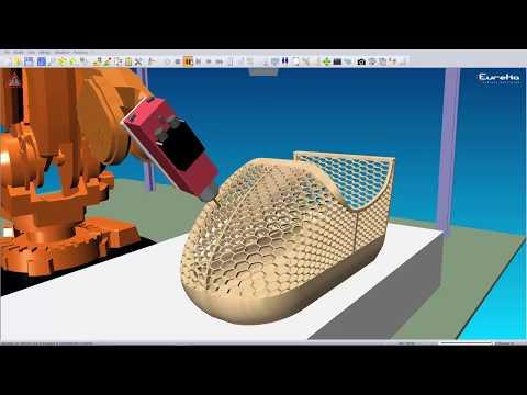 Симуляция обработки в EUREKA VIRTUAL MACHINING
