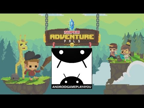 Mad Super Adventure Battle Android GamePlay Trailer (1080p) [Game For Kids]