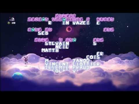 Rayman Legends (1080i HD) Walkthrough Part 90 - A Cloud of Darkness! + Credits