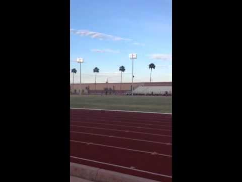 Corey Nelson 400m Mesa Community College