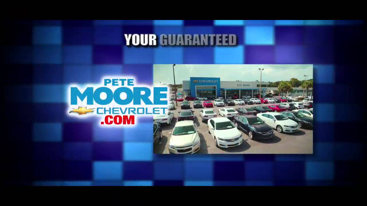 Pete Moore Chevrolet - YouTube | pete moore chevrolet