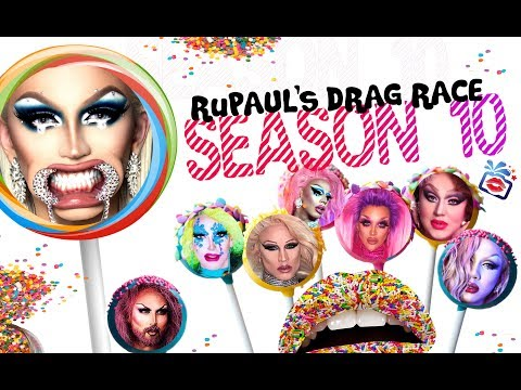 RuPaul's Drag Race Season 10 - Most Talked About Queens