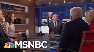 Where's The Outrage On Foreign Interference In Our Elections?   MTP Daily   MSNBC