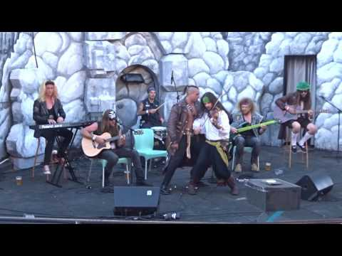 LAGERSTEIN -  Shiver Me Timbers (Unplugged)