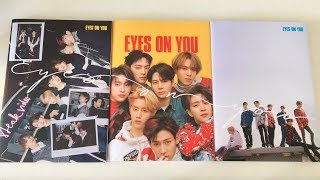 ♡Unboxing GOT7 갓세븐 8th Mini Album Eyes On You 아이즈온유 (Eyes, On & You Ver.)♡
