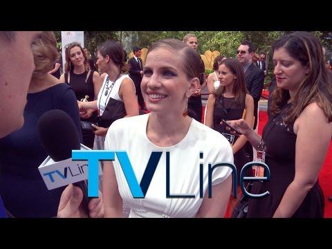 "Emmys 2014 - Anna Chlumsky ""Veep"" Interview - TVLine"