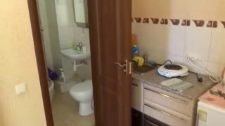 У Татьяны Алексеевны, 1ком номер с кухней, гост.дом,2й этаж, Новый свет, Крым(, 2014-06-04T16:48:59.000Z)
