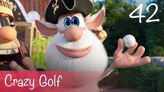 Booba - Crazy Golf - Episode 42 - Karikatur für Kinder