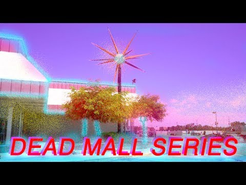 DEAD MALL SERIES : Two Quirky Malls in Michigan : Dort Mall & Hampton Square Mall