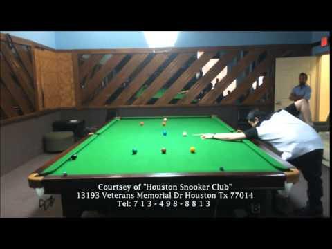 Keith Boon Snooker 93 Break