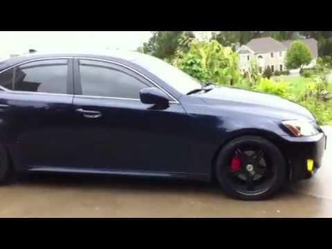 Black Out Lexus Is250 Part2 Youtube