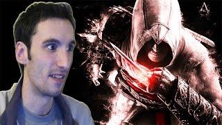Реакция на трейлер ( Кредо убийцы / Reaction Assassin's Creed Trailer - 2016 )
