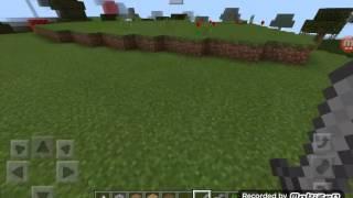 Minecraft Pe  1.0.2 tanıtım videosu