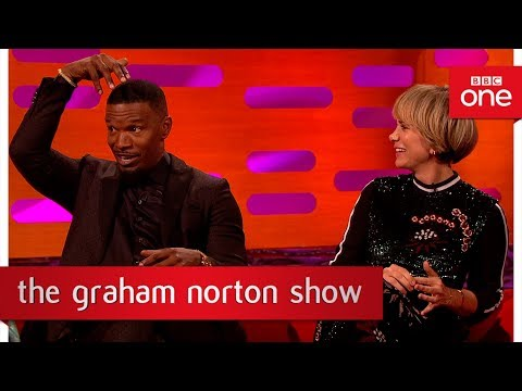 Thumbnail: Ed Sheeran slept on Jamie Foxx's couch for 6 weeks - The Graham Norton Show: 2017 - BBC One