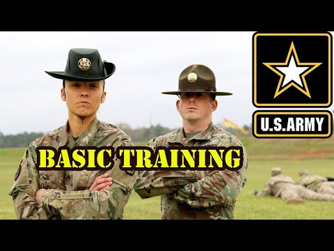 Explaining Army Basic Training