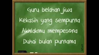 "SELAMAT HARI GURU 2013 - ""Guru Belahan Jiwa"""