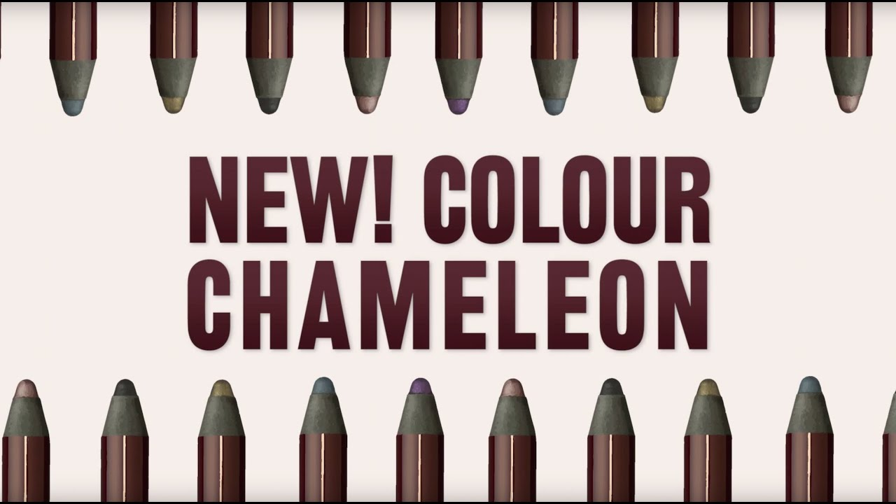 How To Apply Colour Chameleon Eyeshadow In Enchanting