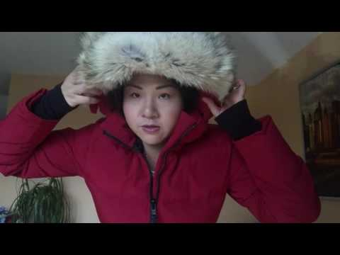 Canada Goose Chateau Parka - YouTube
