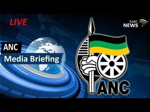 ANC media brief post NEC meeting, 29 November 2016