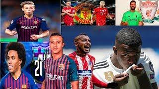 MERCADO DE FICHAJES 2019 CONFIRMADOS y rumores! Vidal, Neymar NO al Real Madrid, Lewandowski y más