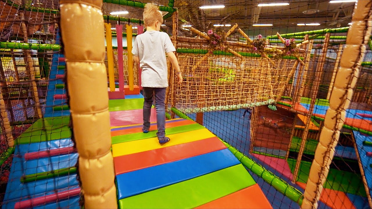 Fun for Kids and Family at Leo s Lekland Indoor Playground