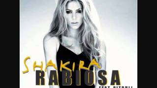 Shakira Ft. Pitbull - Rabiosa (Shelef Electro Remix).wmv