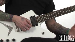 United Stringdom w/Jacky Vincent - June 2013 - Using Alternate and Economy Picking