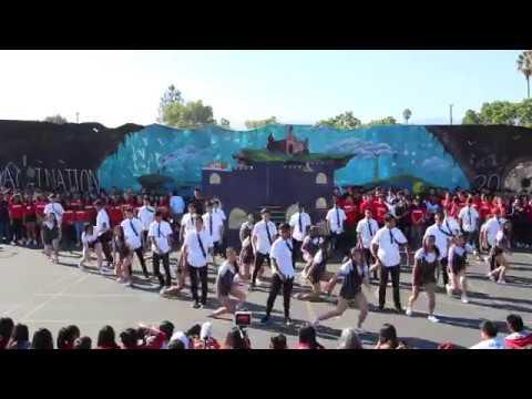 Lynbrook Senior Homecoming Skit 2018: Imagination