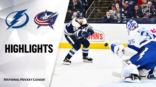 nhl-highlights-lightning-blue-jackets-2-10-20