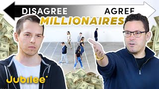 Do All Millionaires Think The Same?