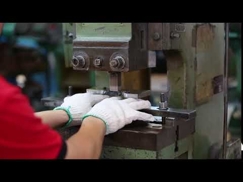 Stamping Process For Hardware Products 2