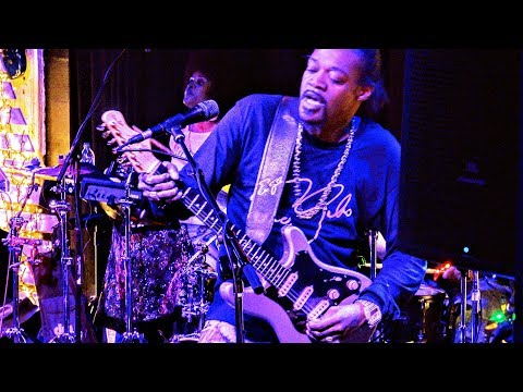 ERIC GALES In Concert-4K VIDEO -Blue Note Grill, Durham NC Dec 1 2018