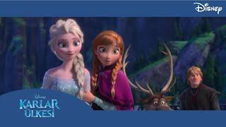 Sevginin Gücünü Keşfeden Elsa! ❄️