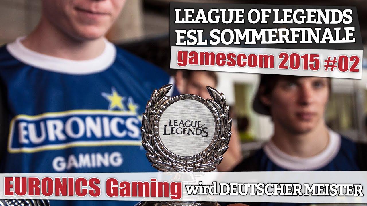 Esl League Of Legends