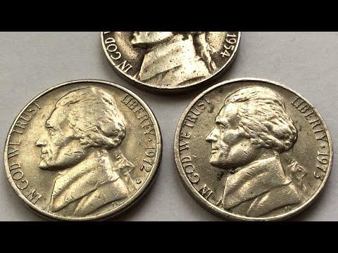 Uncirculated 1973-D Jefferson 5 cent