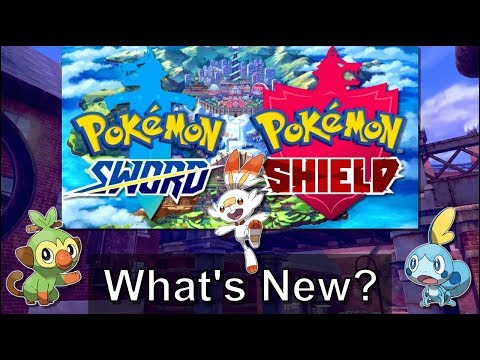 what's-new-in-pokemon-sword-&-shield?---info-&-discussion
