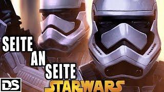 Seite an Seite mit Darkside - Let's Play Star Wars Battlefront Deutsch